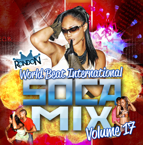 SOCA MIX VOL. 17 (DWLN ONLY)