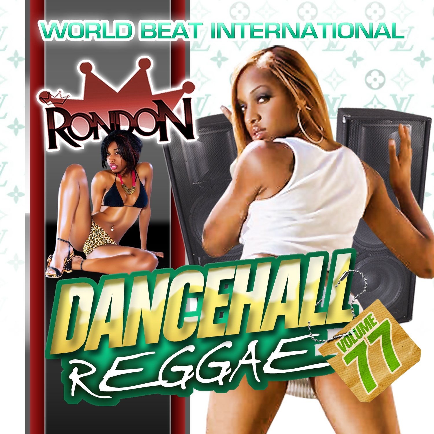 DANCEHALL REGGAE VOL. 77 (DWLN ONLY)