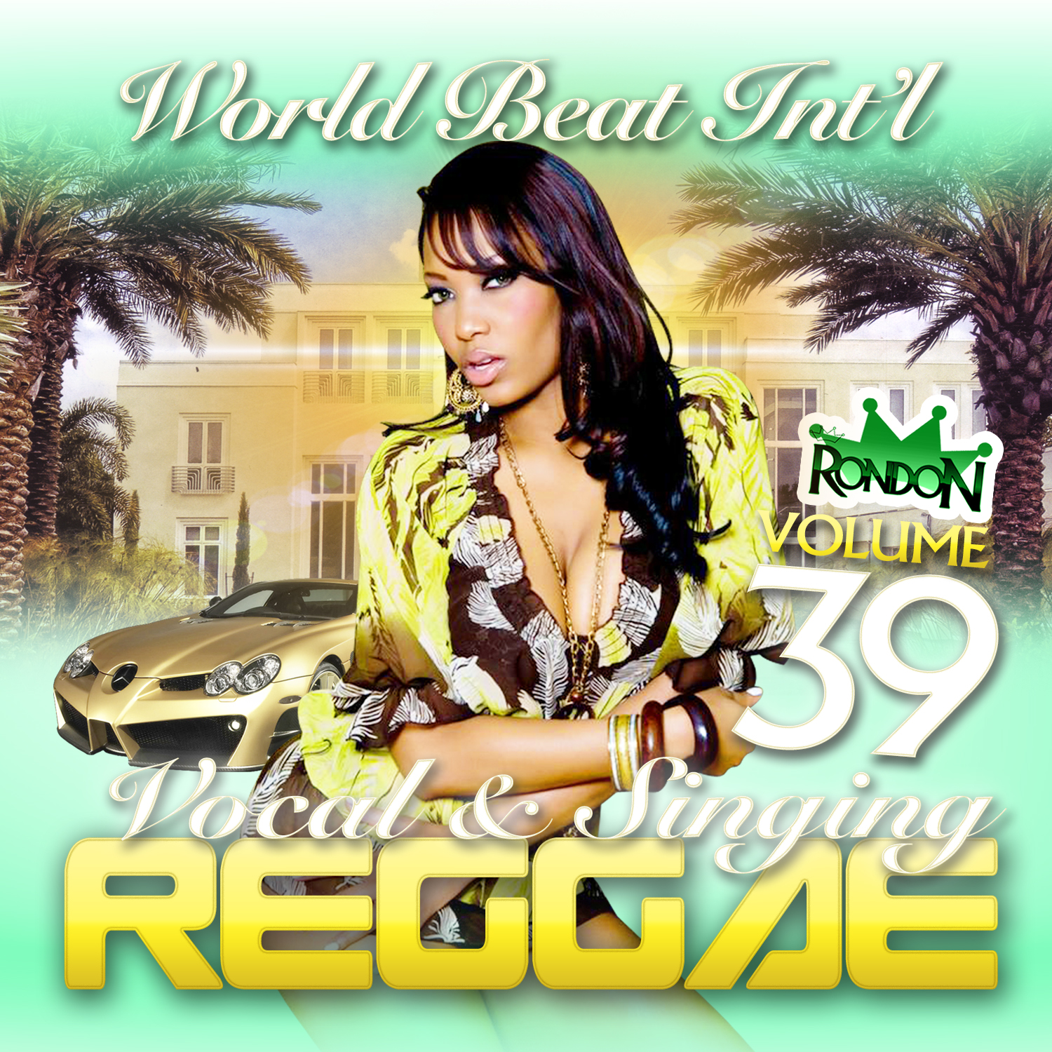 VOCAL/SINGING REGGAE VOL. 39 (DWLN ONLY)
