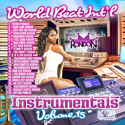 INSTRUMENTAL REGGAE VOL. 15 (DWLN ONLY)