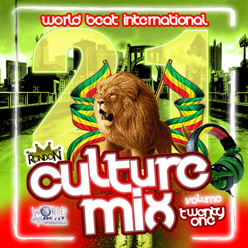 CULTURE MIX REGGAE VOL  21 (DOWNLOAD ONLY)