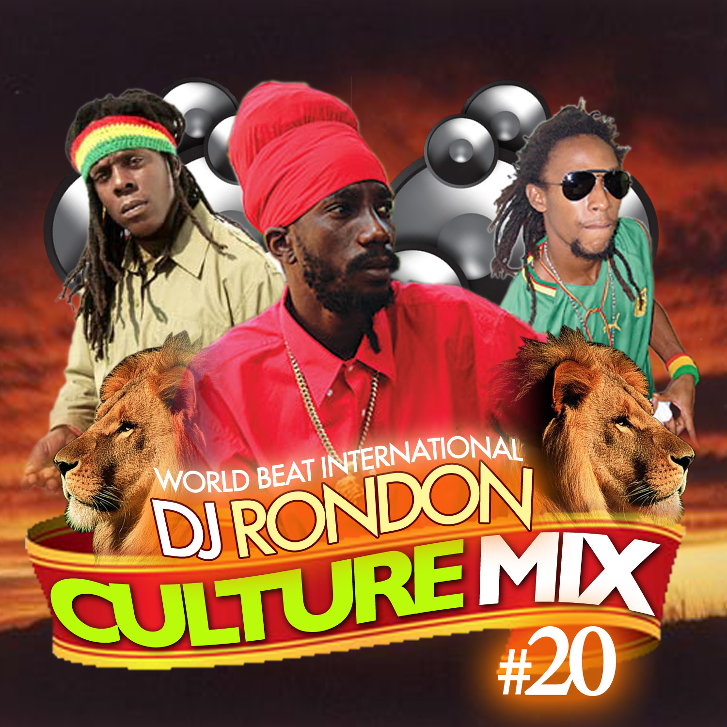 CULTURE MIX REGGAE VOL. 20 (DOWNLOAD ONLY)