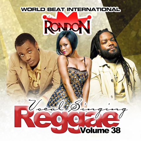 VOCAL/SINGING REGGAE VOL. 38 (DWLN ONLY)