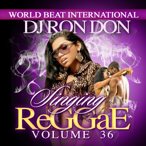 VOCAL/SINGING REGGAE VOL. 36 (DWLN ONLY)