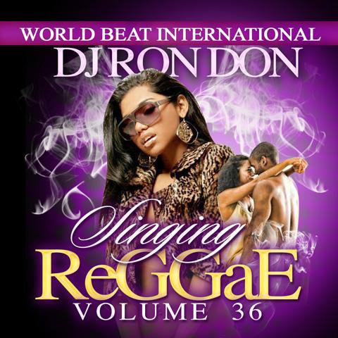 VOCAL/SINGING REGGAE VOL. 36 (DWLN ONLY)
