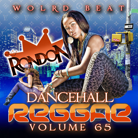 DANCEHALL REGGAE VOL. 65 (DWLN ONLY)