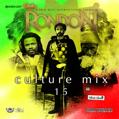 CULTURE MIX REGGAE VOL. 15 (DWLN ONLY)