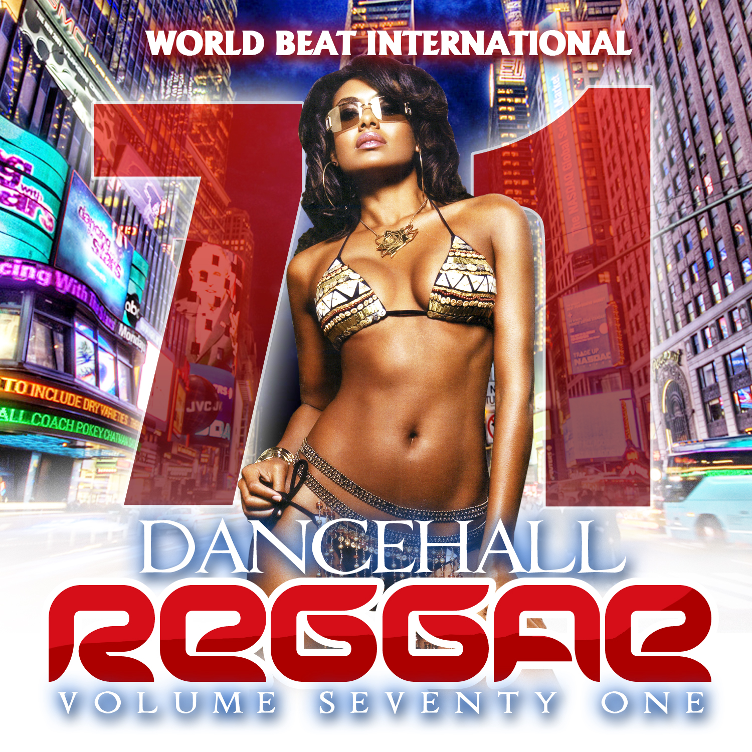 DANCEHALL REGGAE VOL. 71 (DWLN ONLY)