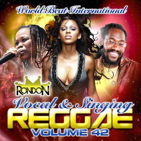 VOCAL/SINGING REGGAE VOL. 42 CD