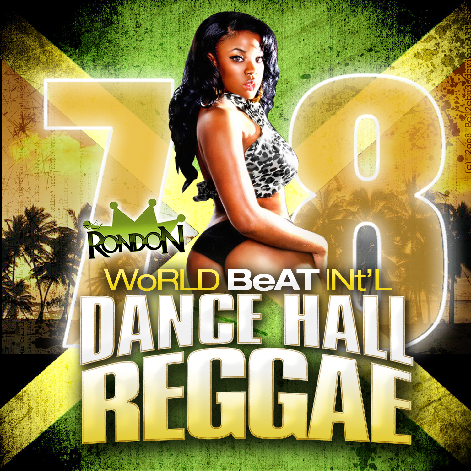 DANCEHALL REGGAE VOL. 78 CD