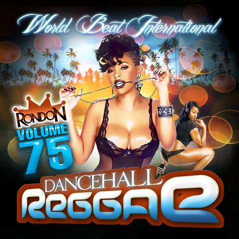 DANCEHALL REGGAE VOL. 75 CD