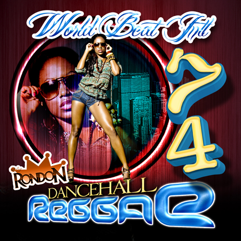 DANCEHALL REGGAE VOL. 74 CD