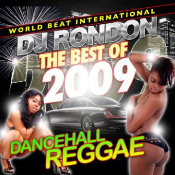 BEST OF DANCEHALL REGGAE 2009 CD