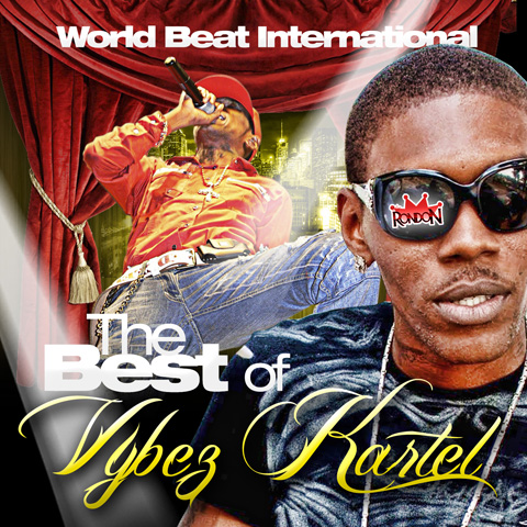 BEST OF VYBZ KARTEL (CD ONLY)
