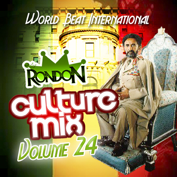 CULTURE MIX REGGAE VOL. 24 CD