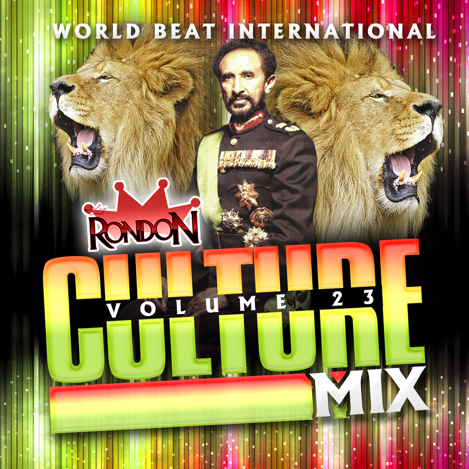 CULTURE MIX REGGAE VOL. 23 CD