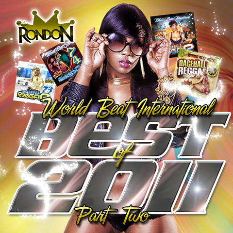 BEST OF 2011 PT2 DANCEHALL REGGAE (DOWNLOAD ONLY)