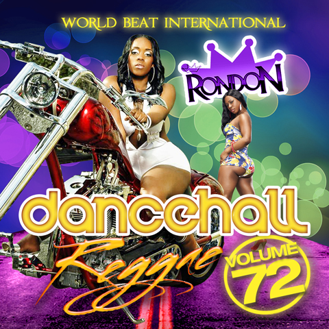 DANCEHALL REGGAE VOL. 72 CD
