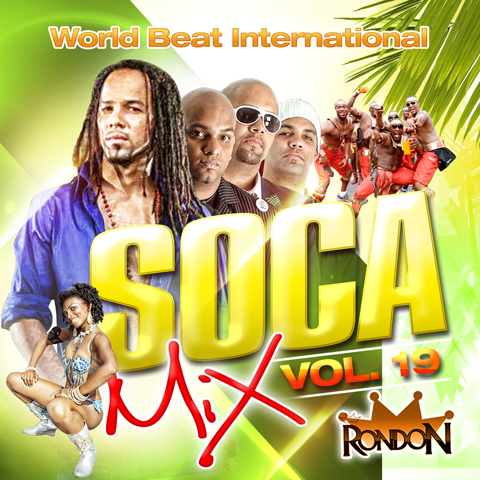 SOCA MIX VOL.19 CD