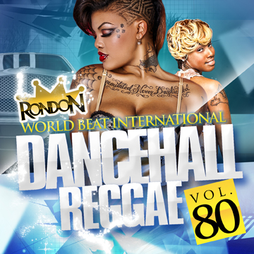 DANCEHALL REGGAE VOL. 80 CD