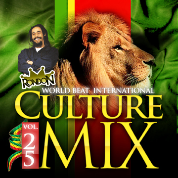 CULTURE MIX REGGAE VOL. 25 (DOWNLOAD ONLY)