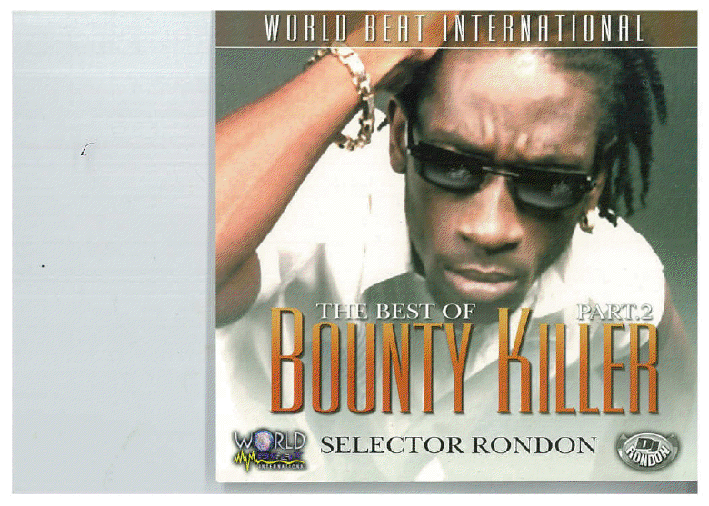 THE BEST OF BOUNTY KILLER PT.2 (DWLN ONLY)