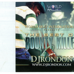 THE BEST OF BOUNTY KILLER PT. 1 (DWLN ONLY)