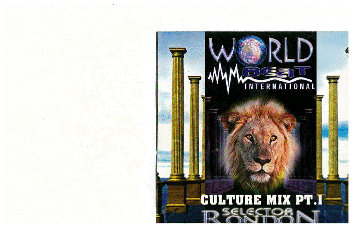 CULTURE MIX REGGAE VOL. 1 (DOWNLOAD ONLY)
