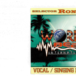 VOCAL/SINGING REGGAE VOL. 1 (DWLN ONLY)