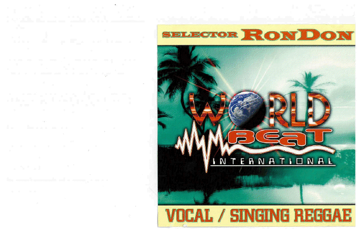 VOCAL/SINGING REGGAE VOL. 1 (DWLN ONLY)