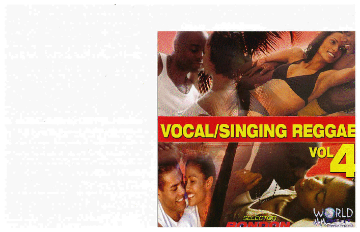 VOCAL/SINGING REGGAE VOL. 4 (DWLN ONLY)