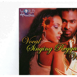 VOCAL/SINGING REGGAE VOL. 5 (DWLN ONLY)