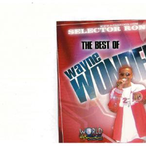 BEST OF WAYNE WONDER CD (DWLN ONLY)