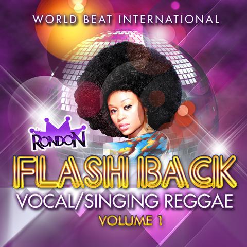 VOCAL/SINGING REGGAE FLASH BACK PT 1 CD