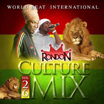 CULTURE MIX REGGAE VOL. 26 (DOWNLOAD ONLY)