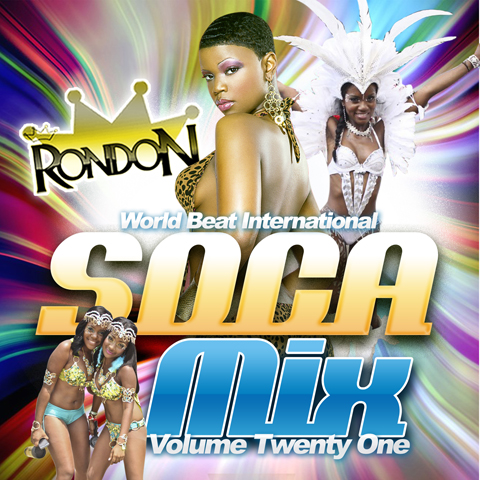 SOCA MIX VOL.21 (DOWNLOAD ONLY)