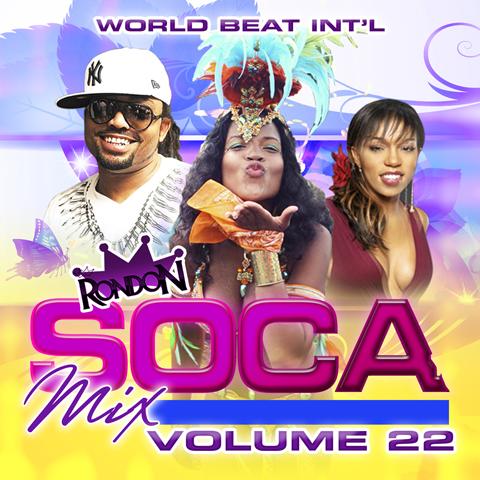 SOCA MIX VOL.22 (DOWNLOAD ONLY)