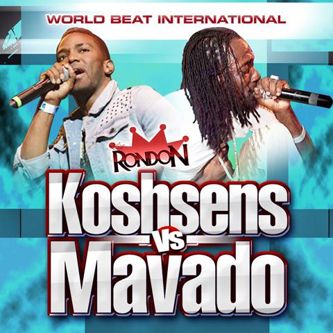 KONSHENS VS. MAVADO MIX (DOWNLOAD ONLY)