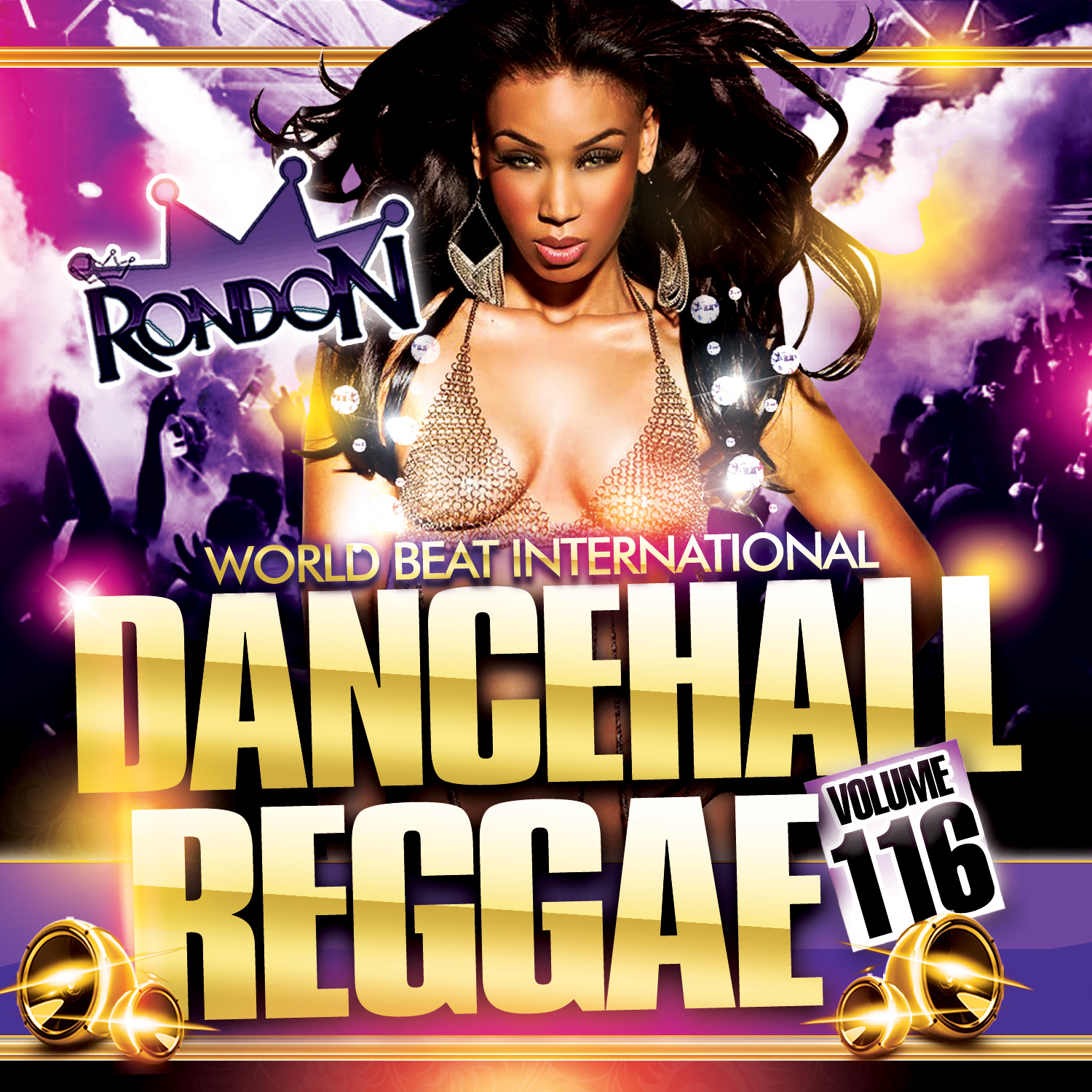 DANCEHALL REGGAE VOL. 116 (CD ONLY)