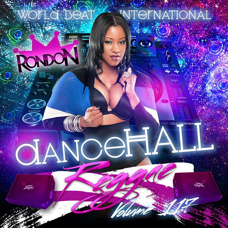 DANCEHALL REGGAE VOL. 117 (CD ONLY)