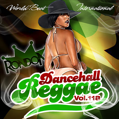 DANCEHALL REGGAE VOL. 118 (CD ONLY)