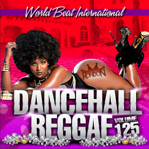 DJ RON DON DANCEHALL MIX VOL. 125