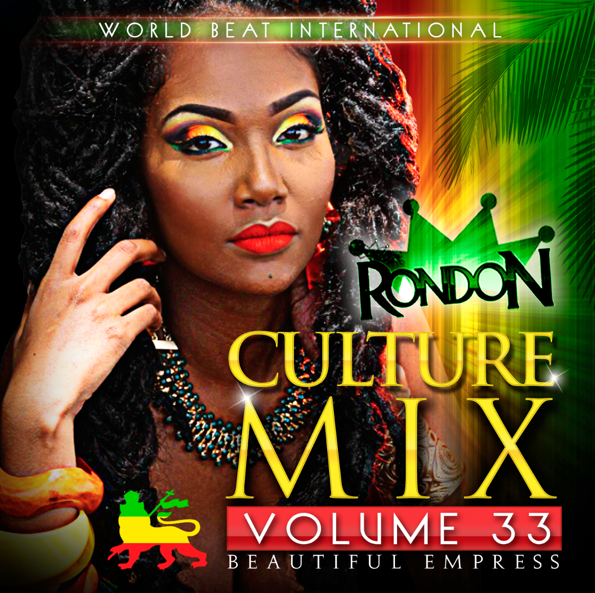 CULTURE MIX REGGAE VOL  33 (DOWNLOAD ONLY)