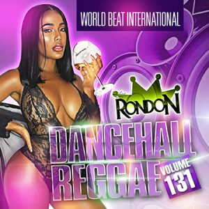 DJ RON DON DANCEHALL REGGAE MIX VOL. 131