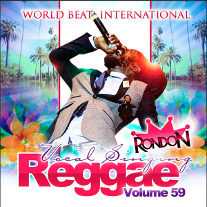 DJ RON DON VOCAL SINGING REGGAE VOL. 59