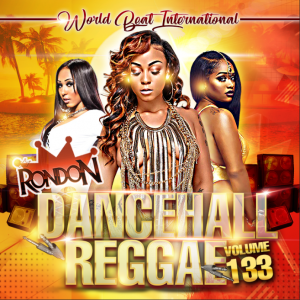 DJ RON DON DANCEHALL REGGAE MIX VOL.133