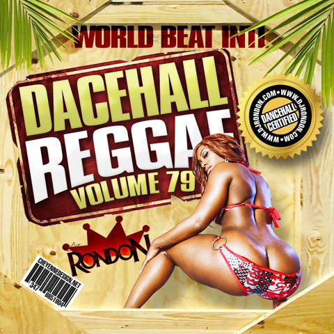 DANCEHALL REGGAE VOL. 79 (DWLN ONLY)