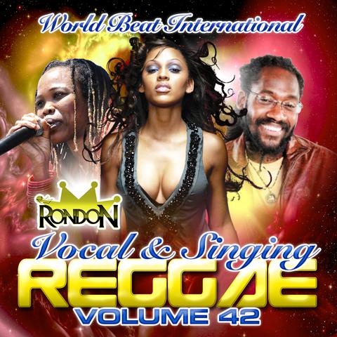 VOCAL/SINGING REGGAE VOL. 42 (DWLN ONLY)