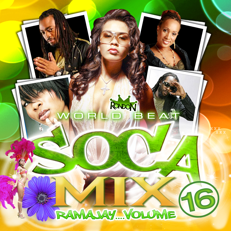 SOCA MIX VOL. 16 (DWLN ONLY)
