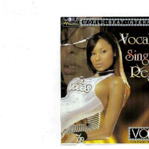 VOCAL/SINGING REGGAE VOL. 10 (DWLN ONLY)